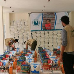 LDS Charities and Rahma Relief have partnered to provide food to needy families in Yemen, which the U.N. said last week is the scene of the greatest humanitarian crisis in the world.