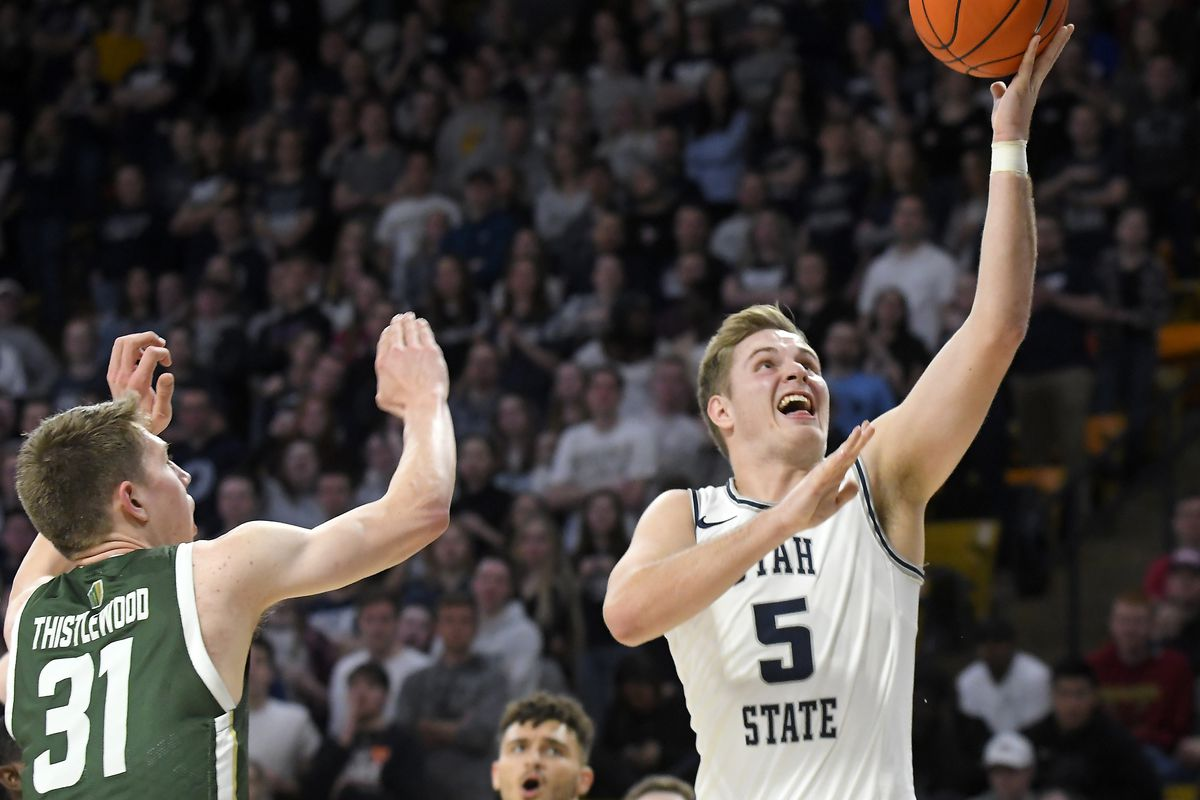 Utah State hoping to keep rolling after Colorado State win