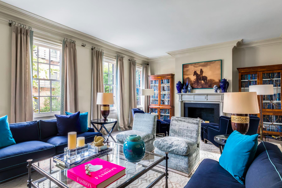 19th century west village townhouse with 39 modern luxuries for West village townhouse for sale