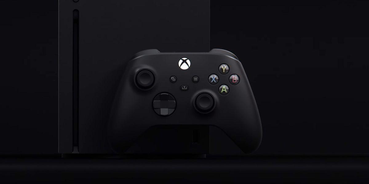 Xbox Series X controller features a Share button - Polygon