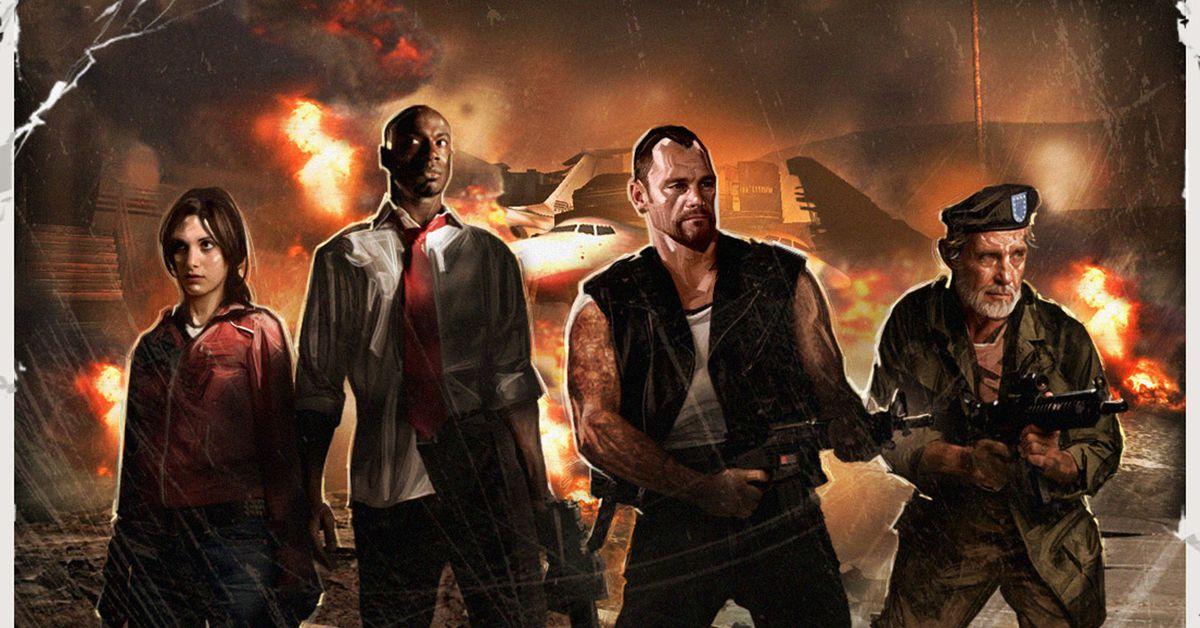 Valve says it's not working on Left 4 Dead 3