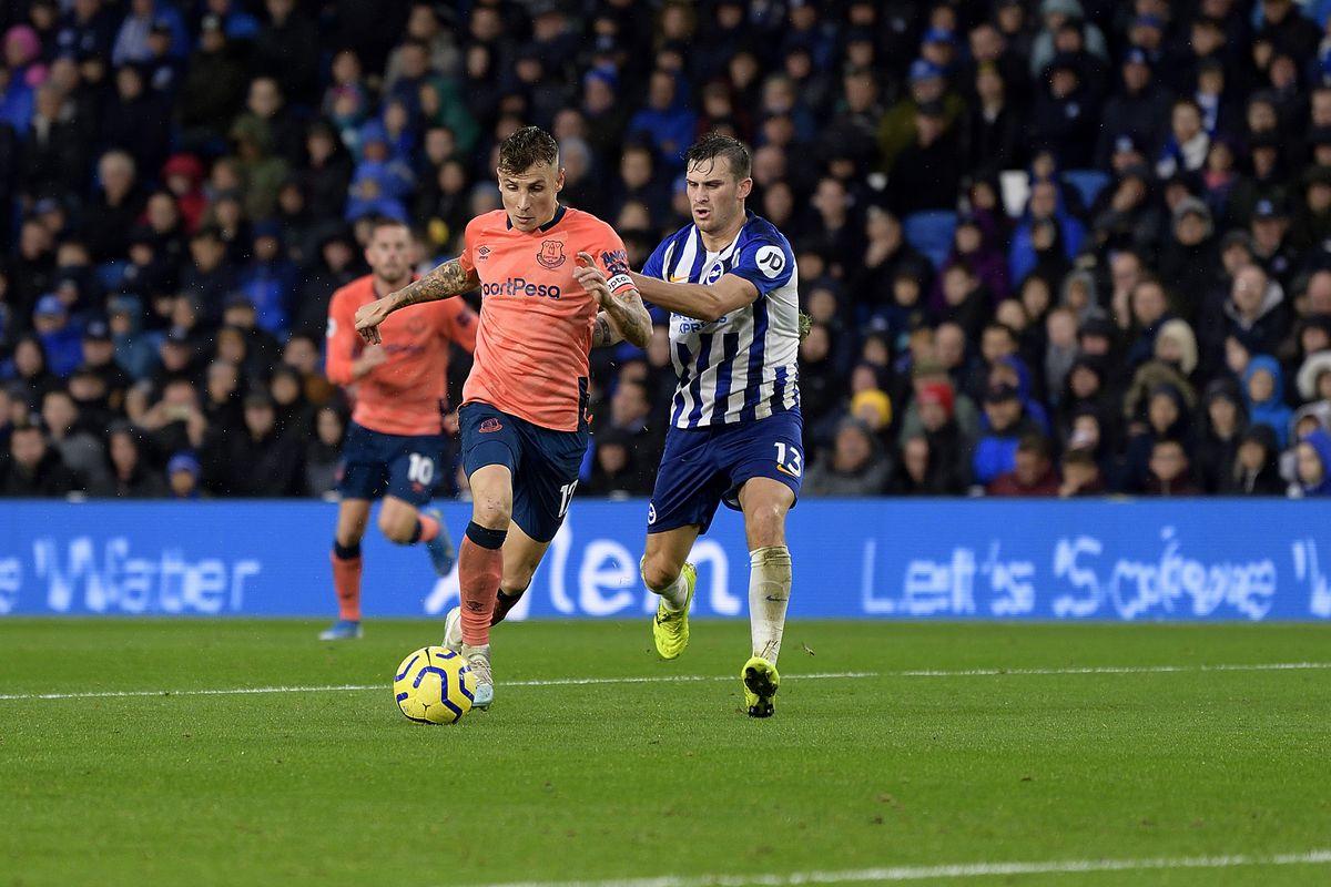 Brighton and Hove Albion v Everton FC - Premier League