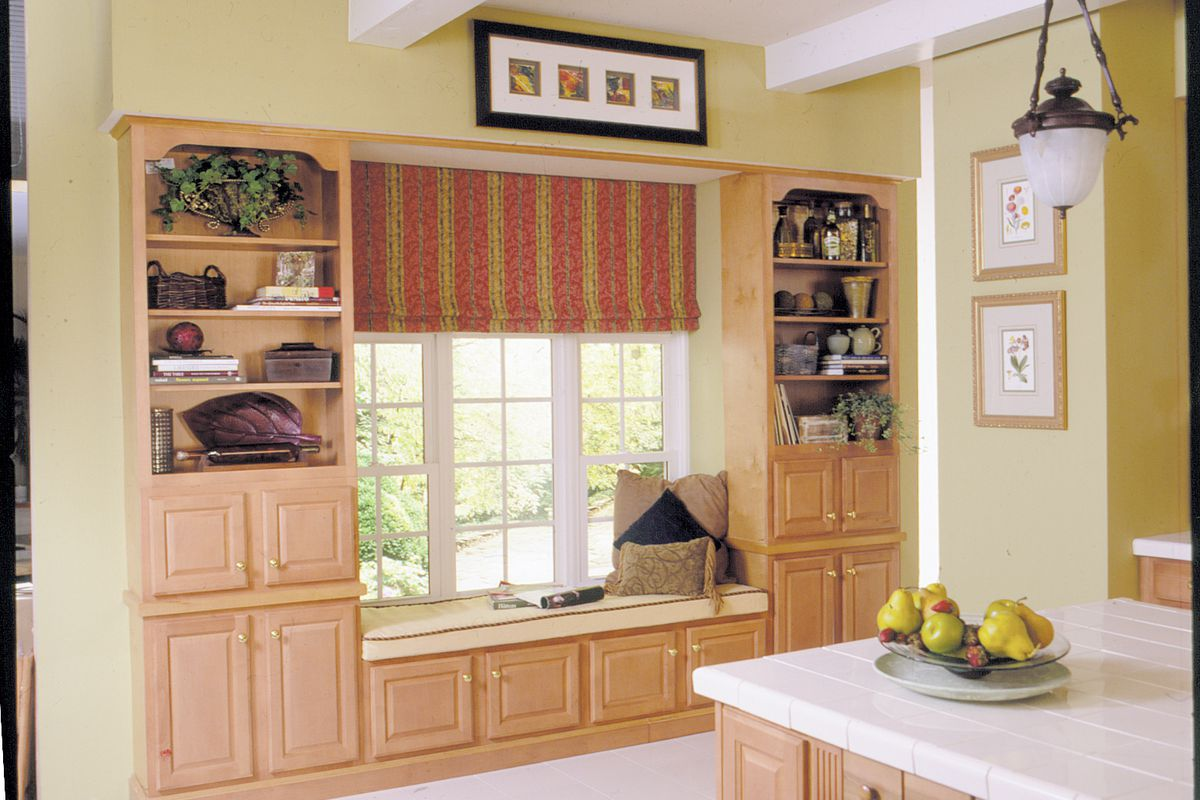 How To Build A Window Seat This Old House