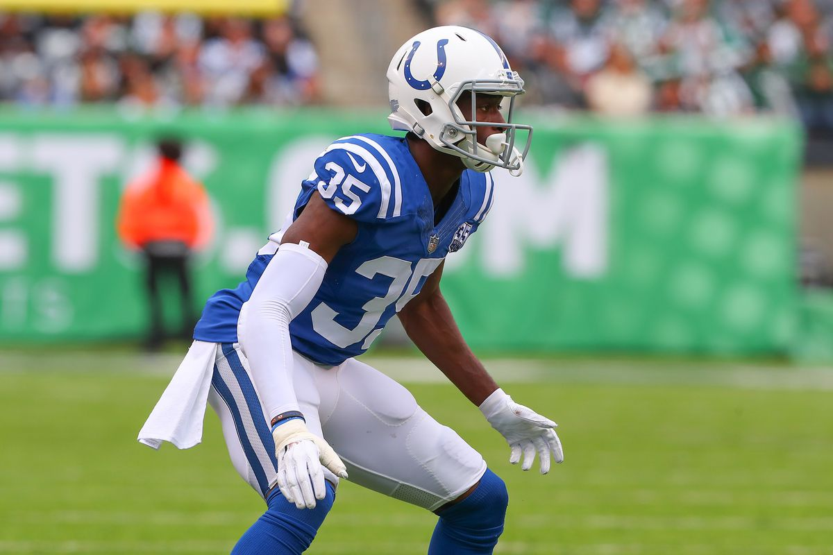 NFL: OCT 14 Colts at Jets