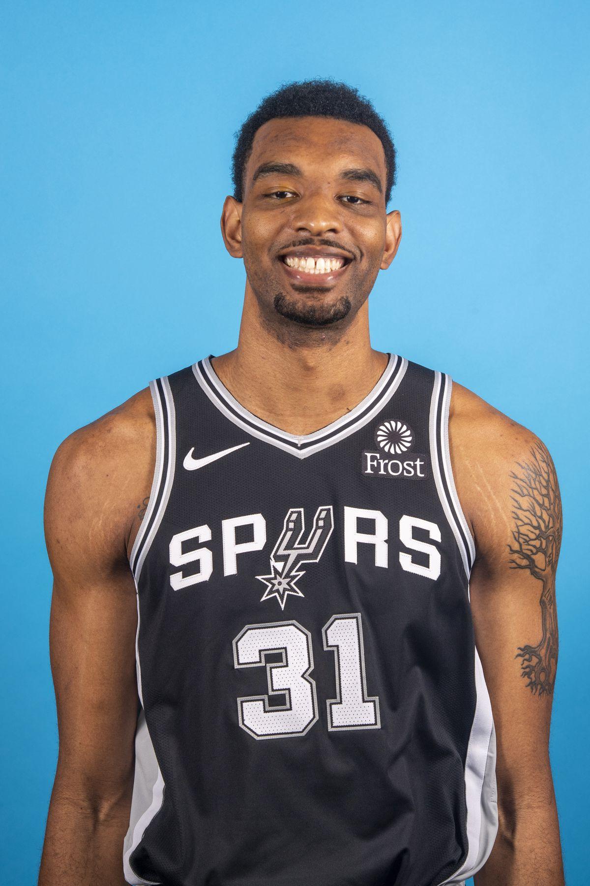 2020-21 San Antonio Spurs Content Day