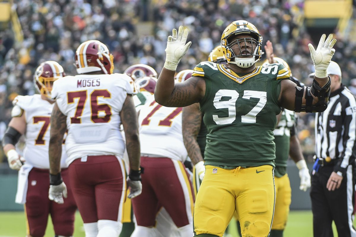 NFL: Washington Redskins at Green Bay Packers