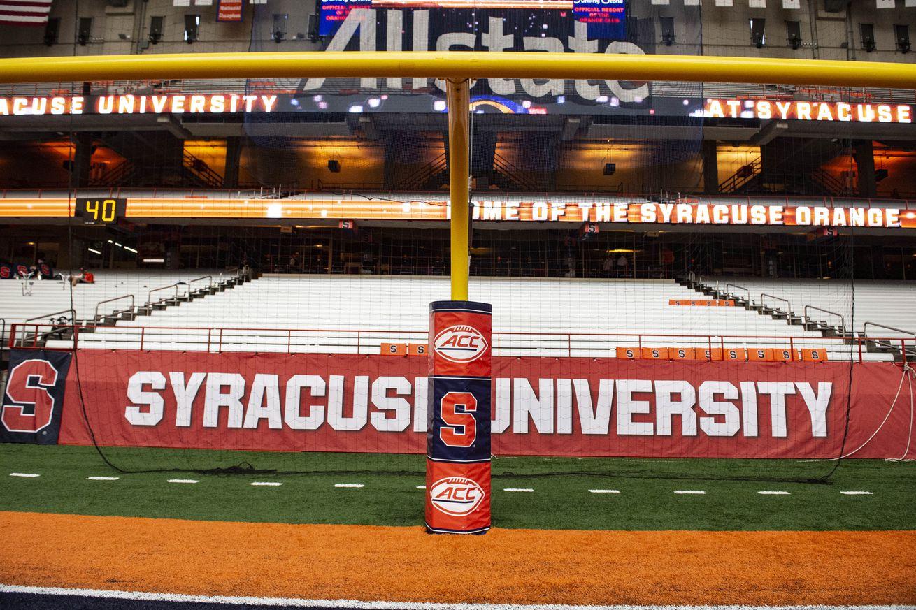 COLLEGE FOOTBALL: SEP 15 Florida State at Syracuse