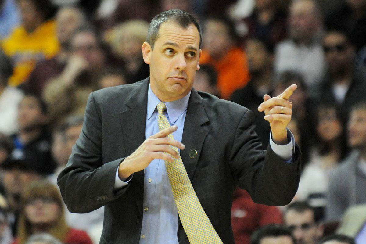 """""""These dudes, man. They're just too sick wit it."""" - Frank Vogel"""