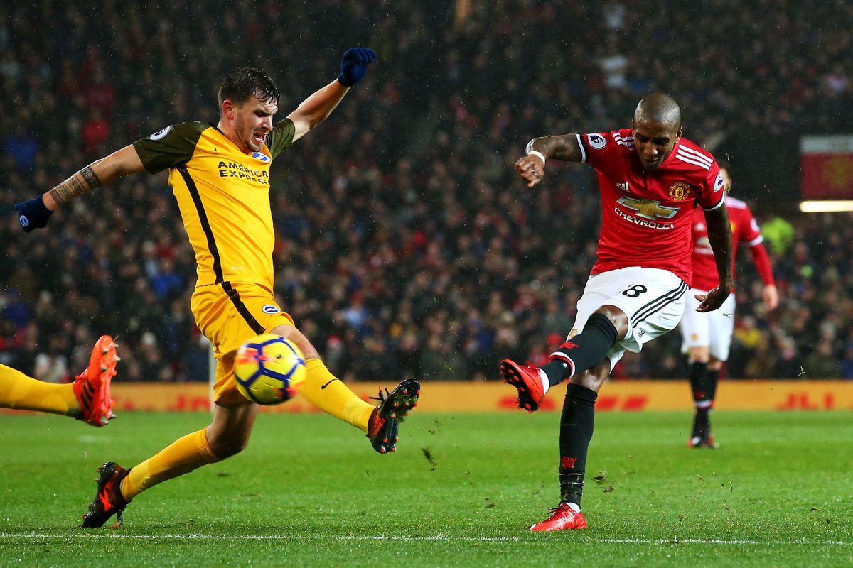 Manchester United v Brighton and Hove Albion - Premier League