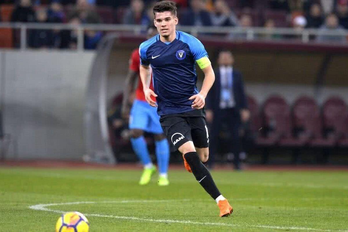 413430cb524 Rumor  FC Dallas linked to Romanian midfielder Ianis Hagi