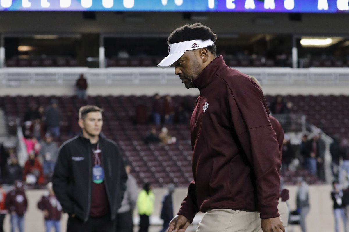 c6efad4f79c Kevin Sumlin fired  Why Texas A M is doing it - SBNation.com