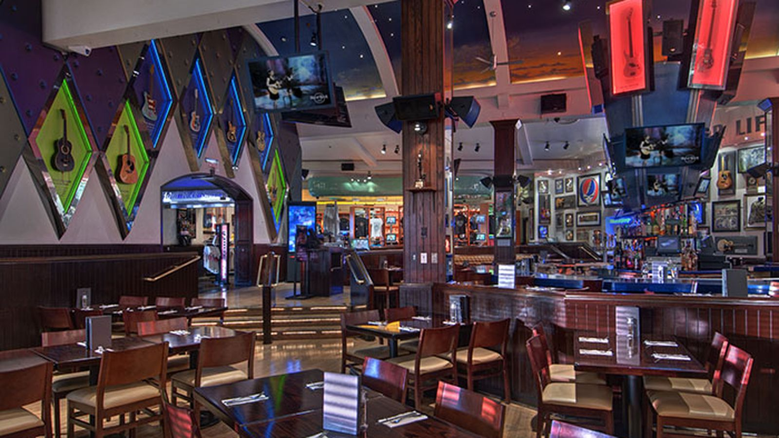 The Day The Music Died At Hard Rock Cafe Eater Vegas