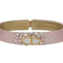 """<strong>Alexis Bittar</strong> Embellished Clasp Bracelet at <strong>M. Flynn</strong>, <a href=""""http://mflynnjewelry.com/product_info.php?cPath=3&products_id=22949"""">$108</a> on sale from $225"""