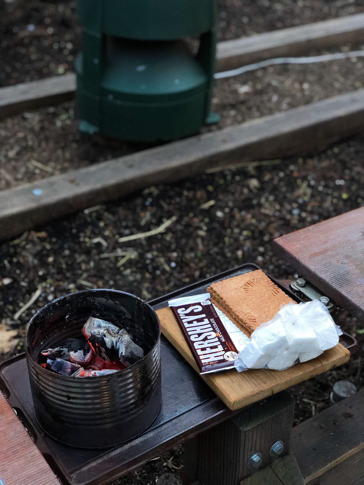 Olmsted's s'mores