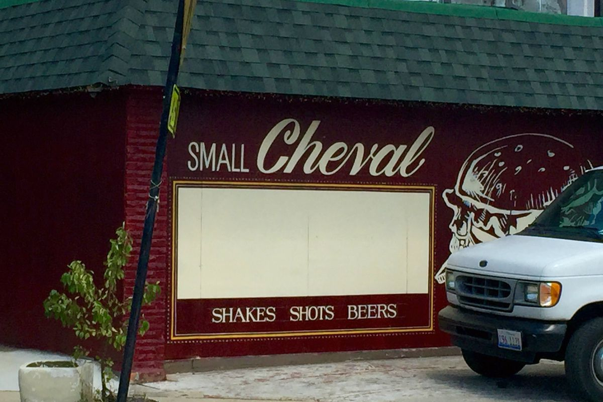 Small Cheval