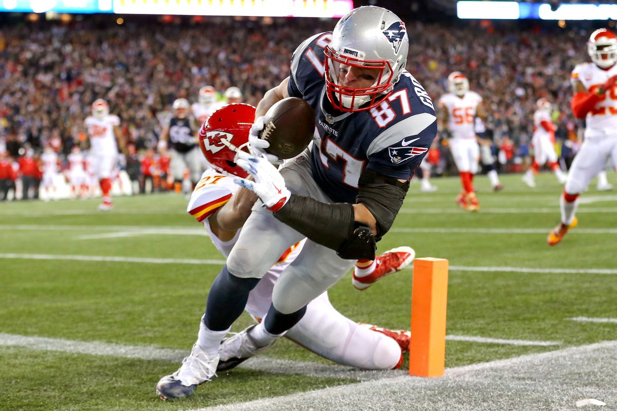 Gronkowski may finally have a worthy partner to pair with