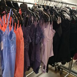 Bodysuits, $50