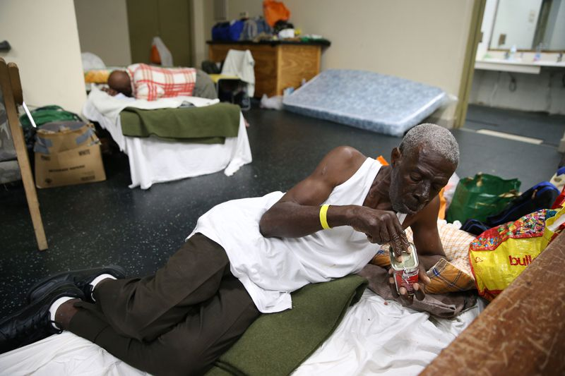 Devastated By Irma, Barbuda's Population Takes Shelter In Antigua