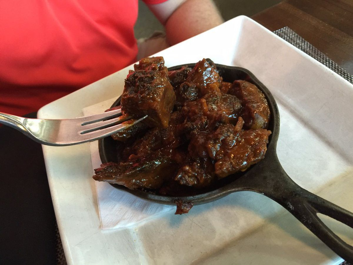 Burnt Ends at Epic Smokehouse