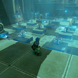 Zelda Breath Of The Wild Guide Akh Va Quot Shrine Walkthrough Treasure Chest And Puzzle Solutions Polygon Climb its stairs until you reach the top. zelda breath of the wild guide akh va
