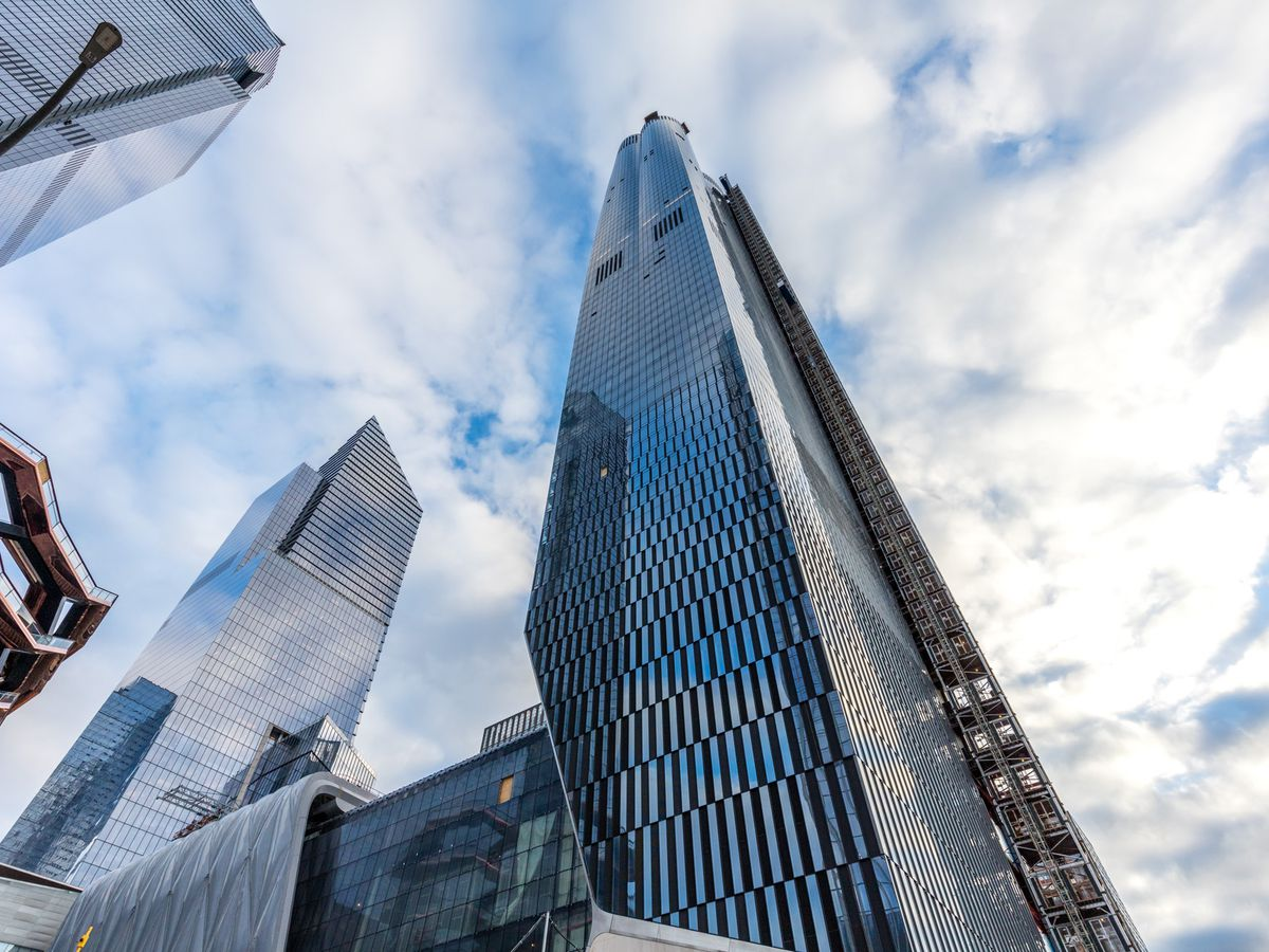 Hudson Yards New York A Guide To Construction In The Megaproject Curbed Ny