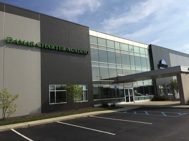 Damar Charter Academy serve nearly all students who need special education services.
