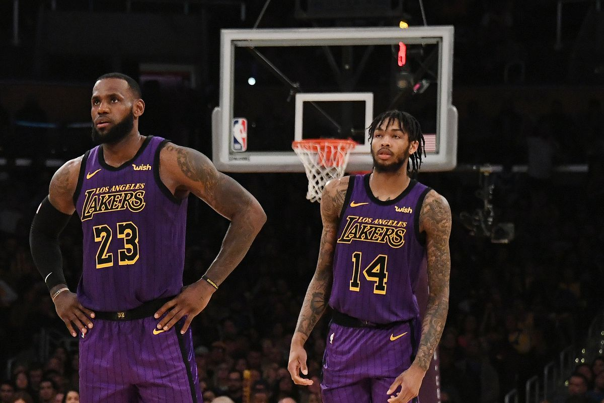 11c741932b4 Anonymous NBA executive says Lakers will 'probably' trade Brandon Ingram  'at some point'