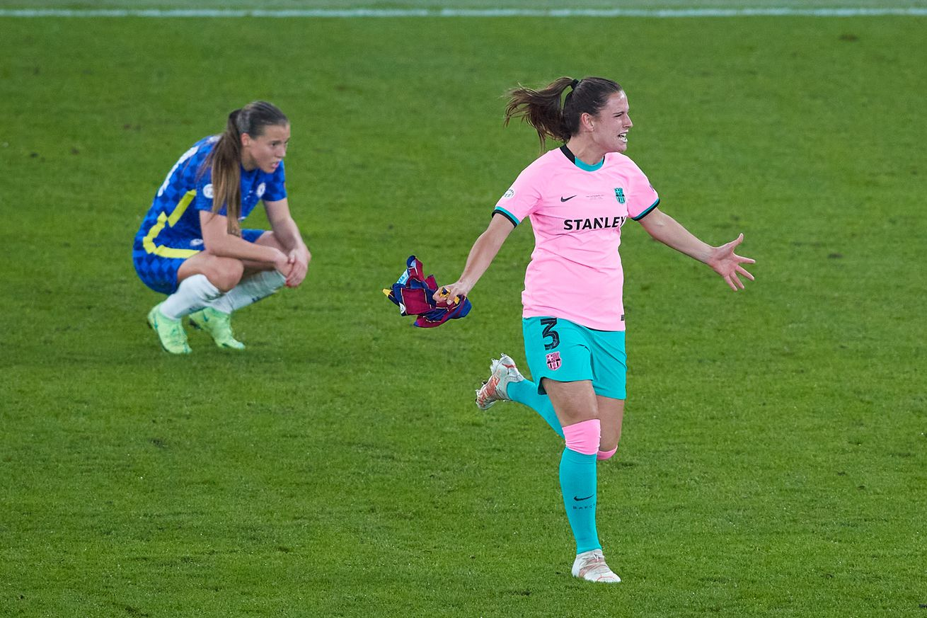 Secrets and Whispers: Talented Spanish defender, Laia Codina, will join AC Milan on loan from Barcelona