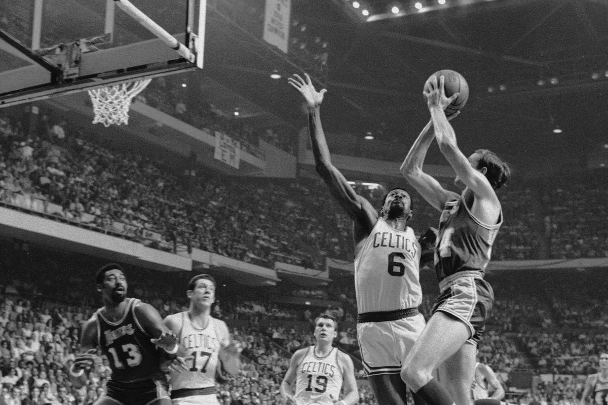 Boston Celtics vs Los Angeles Lakers, 1969 NBA Finals