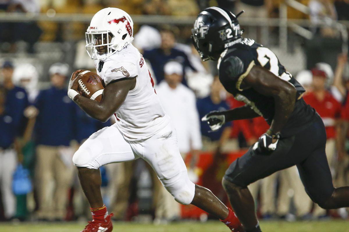 NCAA Football: Florida Atlantic at Central Florida