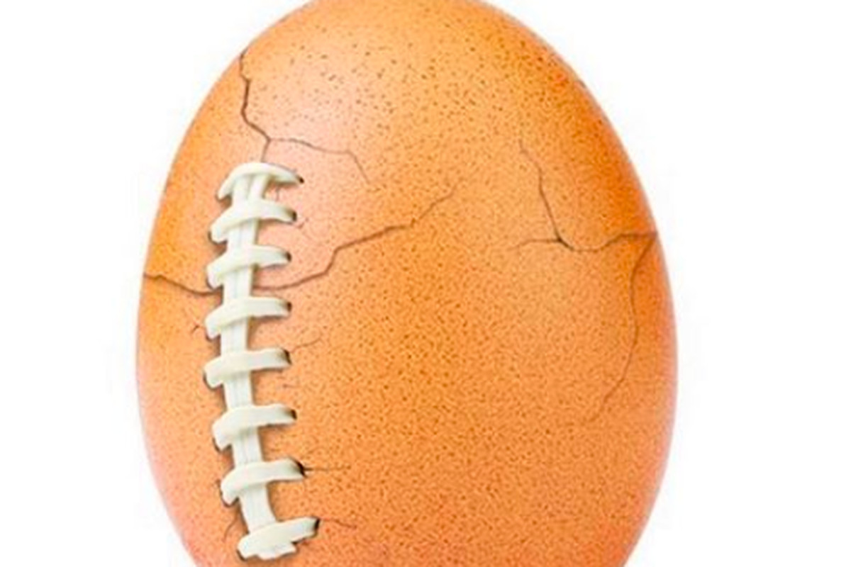 d8ff9311 The world record egg Super Bowl Sunday promo was about mental health ...