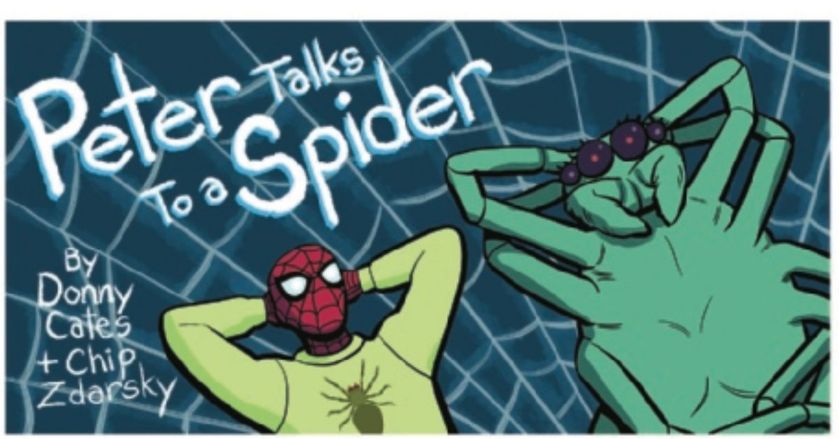 Can Spider-Man talk to spiders? - Polygon