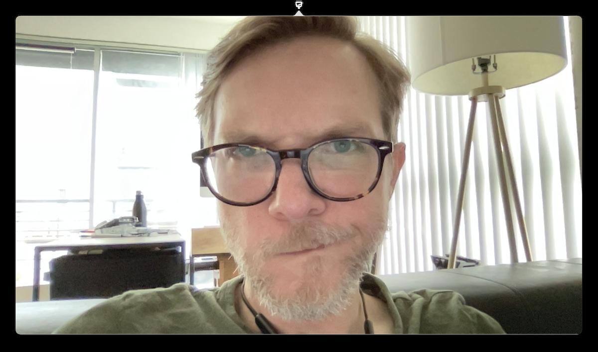 The MacBook Air still has a terrible webcam