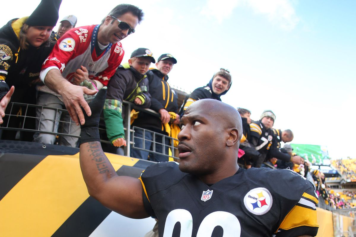 e7196e716 Charles LeClaire-USA TODAY Sports. I've had the privilege of writing about the  Pittsburgh Steelers ...