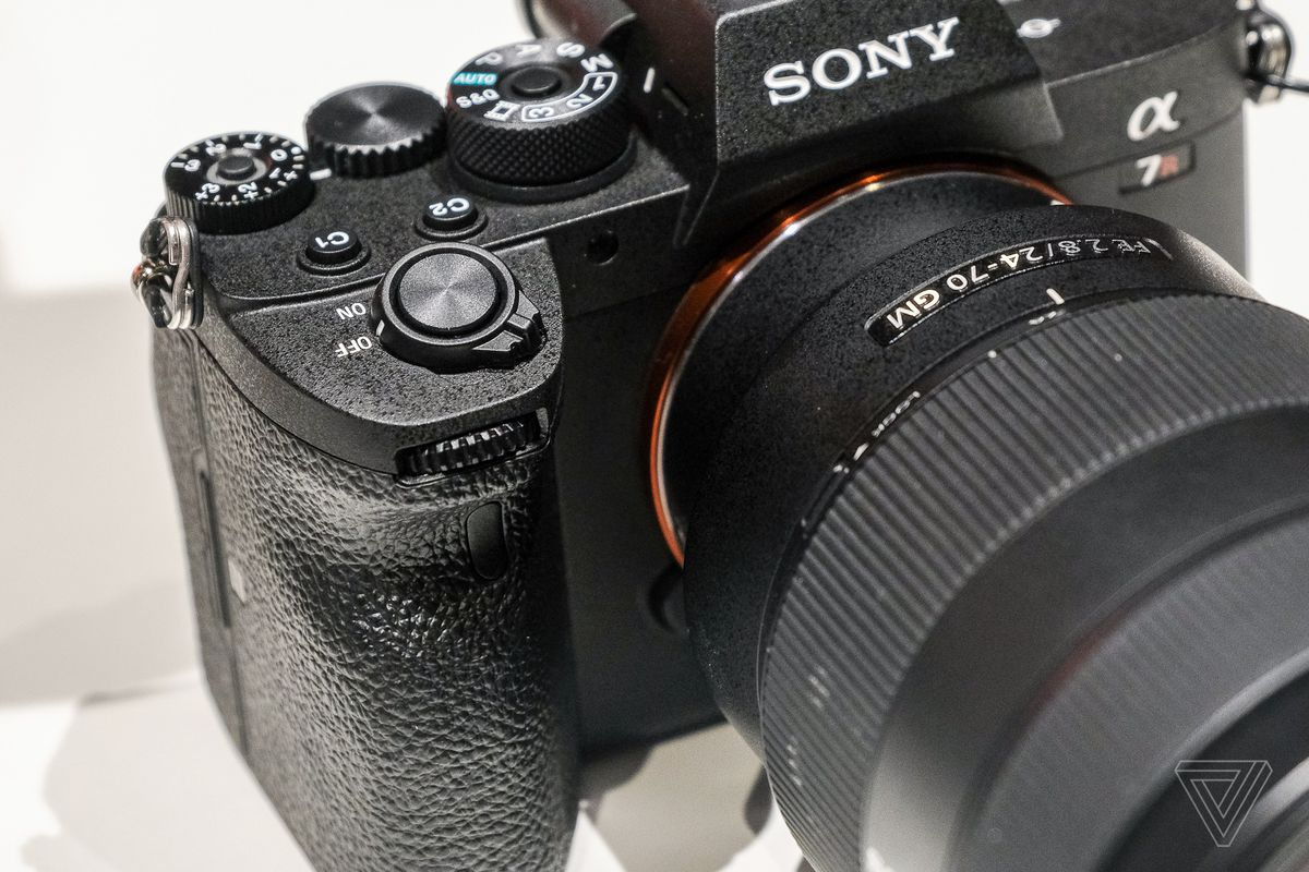 Sony's new A7R IV full-frame mirrorless camera has a