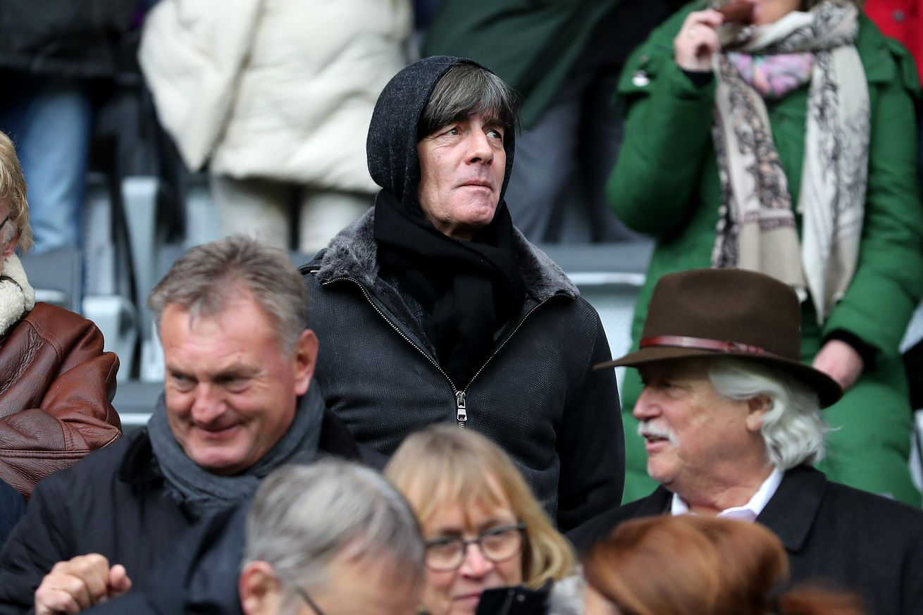 As Liverpool beckons, Joachim Löw returns to watch Bayern Munich in the Champions League