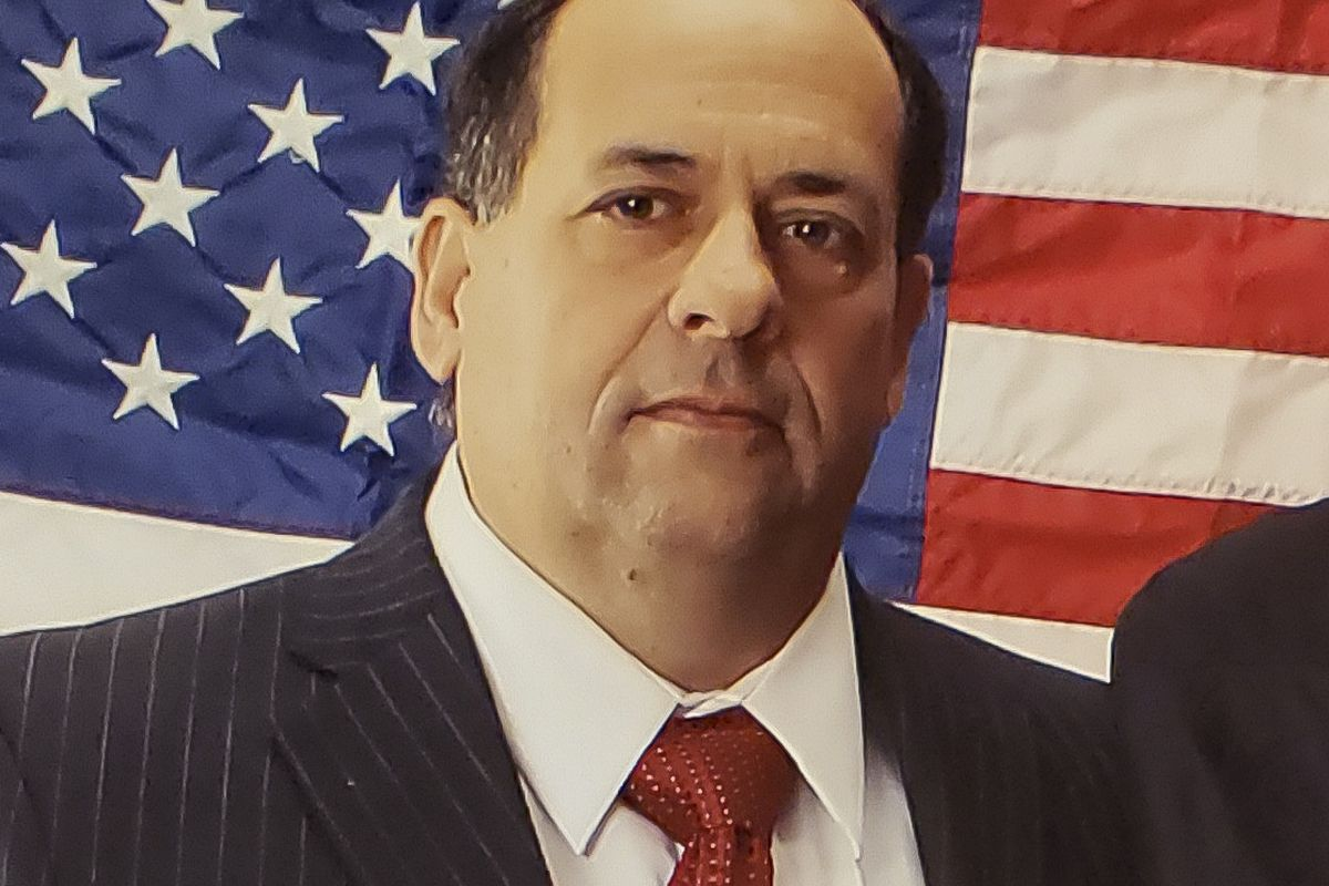 Charles M. Hughes, 3rd Congressional District Democratic primary candidate, 2020 election