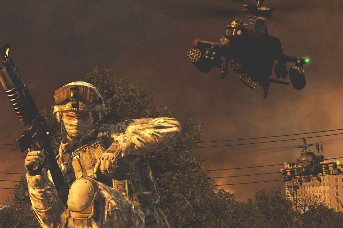 Call Of Duty Modern Warfare 2 Free Download Full Version