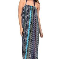 "Elan multicolored maxi dress, <a href=""http://shopblush.com/shop/clothes/BLB01811-elan-elan-multicolored-halter-maxi-dress#.Uzz4Oa1dVi4"">, $88</a>"