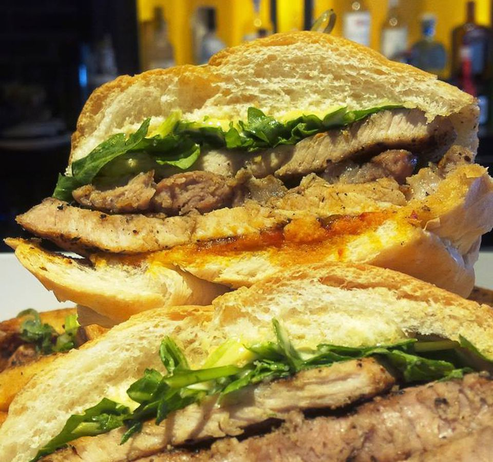 Somerville's Sandwiches, Mapped: Union Square & Spring