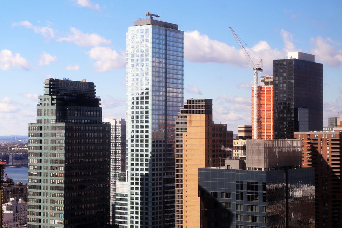 mcgraw hill building s upper floors will become luxury rentals