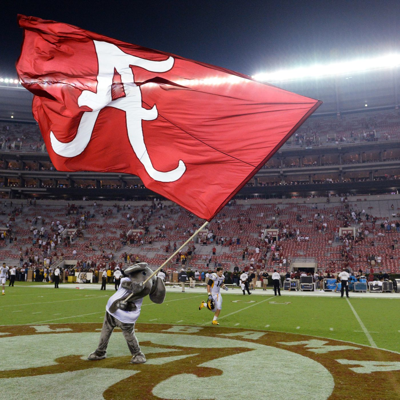 The Jumbo Package   09 15 14 - Roll 'Bama Roll