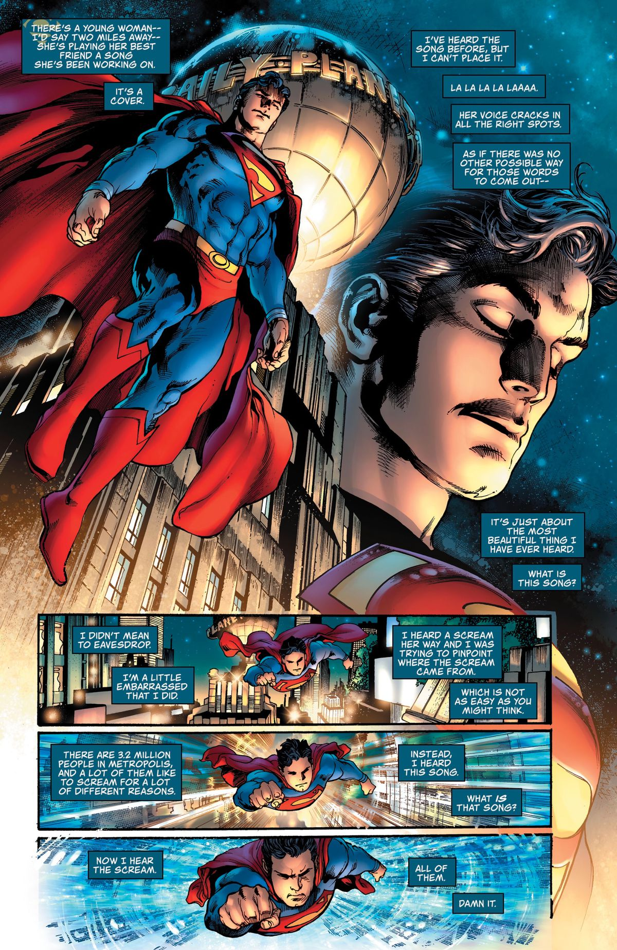 钢铁之王#1不仅仅是一个新的超人系列 - 它是一个新的超人时代