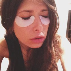 <b>Talika</b> Eye Therapy Patches to the rescue! While I probably don't use these as often as I'm supposed to, they are great for relieving puffy, swollen eyes or dark circles.