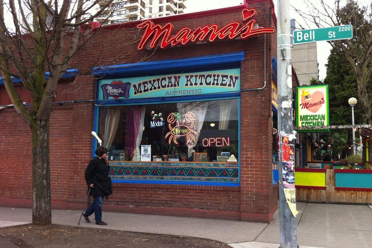 mamas mexican kitchen to return as mamas cantina - Mexican Kitchen