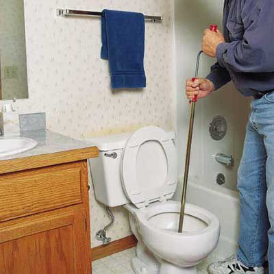 How To Clear Any Clogged Drain Tools And Tips This Old House