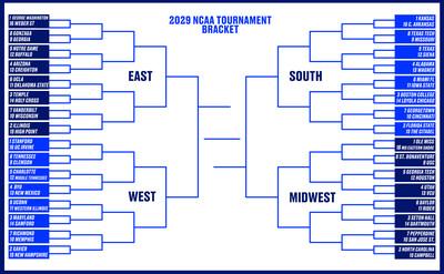 bracket 2029 - Western Illinois, Year 22, 2028-2029