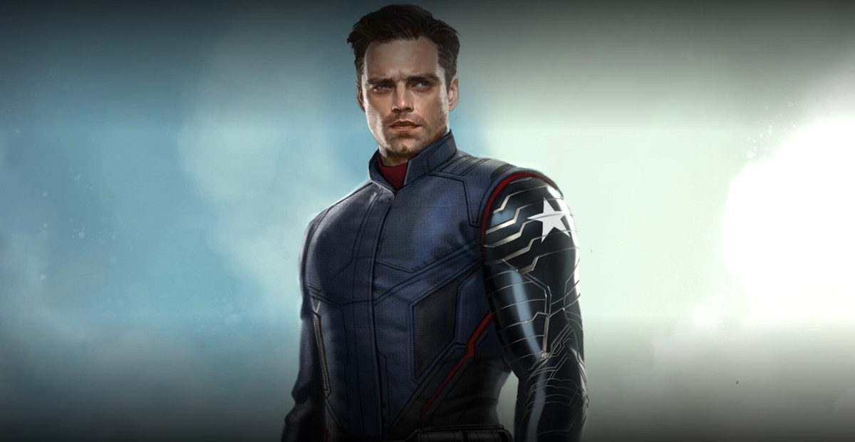 Bucky is the Winter Soldier. Or was.