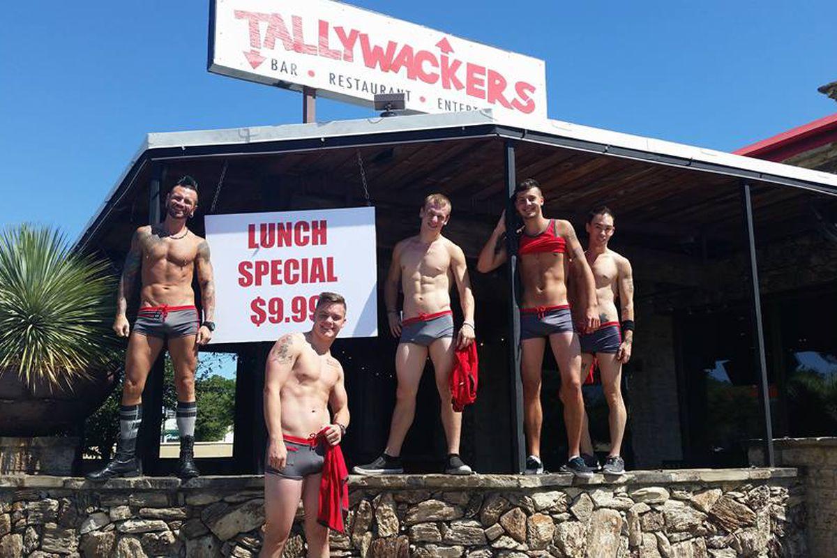 Tallywackers