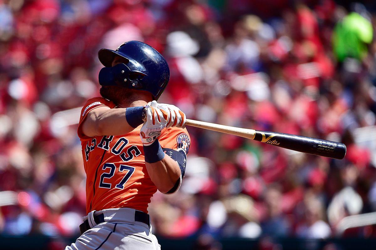 MLB: Houston Astros at St. Louis Cardinals